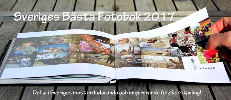 Fotobokstävlingen Sveriges Bästa Fotobok